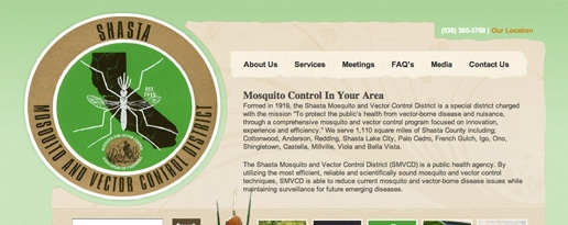 Shasta Mosquito and Vector Control